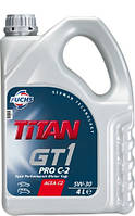 Моторное Масло Фукс Титан FUCHS TITAN GT 1 PRO C-2 5W30 4л