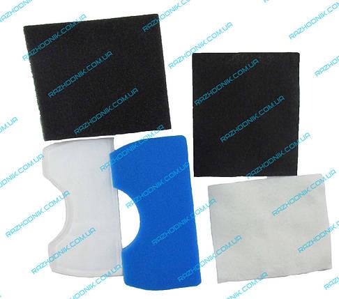 Набор фильтров на пылесос ELECTROLUX, фото 2