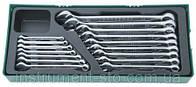 Набор комбинированных ключей 6-24 мм, 16 предметов W26116SP (Jonnesway, Тайвань)