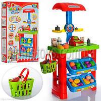 Детский магазин супермаркет с корзиной. 661-79 Игровой набор