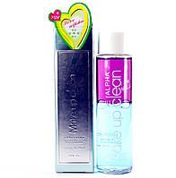 Средство для снятия макияжа двойной эффект Love Alpha Makeup Clean Double-effect Green Tea Ice Makeup Remover