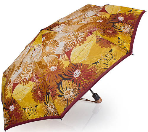 Великолепный женский зонт-автомат AIRTON Z3935-5124, цвет желтый. Антиветер!