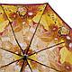 Великолепный женский зонт-автомат AIRTON Z3935-5124, цвет желтый. Антиветер!, фото 3
