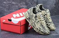 Мужские кроссовки Nike Air Max 90 Military зеленые 3112