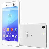 Смартфон Sony Xperia M5 Dual E5633 White 3/16 gb 2600 мАч MediaTek Helio X10