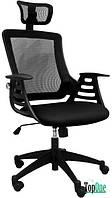 Кресло офисное Office4You MERANO headrest, Black 27714