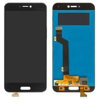 Дисплей для мобильного телефона Xiaomi Mi 5C, черный, с сенсорным экра