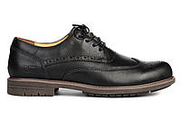 Мужские туфли Caterpillar CAT Катерпиллер черные