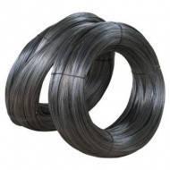 Проволока вязальная черная ф-1.6мм(2кг/бухта)126м
