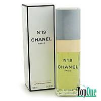 Chanel N 19 туалетная вода 100ml ж TESTER
