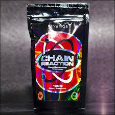 CHAIN REACTION- Самый мощный на свете предтреник!!