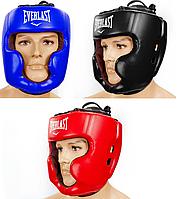 Шлем боксерский с полной защитой FLEX EVERLAST ( р-р M-XL)