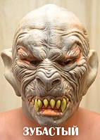 "Маска ""Зубастый""- маска на праздник, маска на Хэллоуин!"