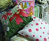 Подушка шар. 50*50 силіконова (2917) TM KRISPOL Україна