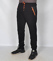 Спортивные штаны трикотажные под манжет