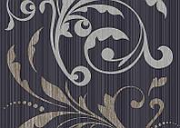 """Обои рулонные виниловые на флизелиновой основе """"Астория 5014 ТМ """"Крокус"""" (Украина) 1,06*10,05м"""
