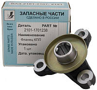 Фланец  ВАЗ-2101 КПП стар. обр. (ВолгаАвтоПром)