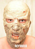 """Маска """"Мумия""""- маска на праздник, маска на Хэллоуин!"""