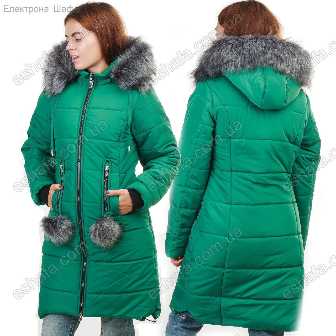 Куртка меховая женская 96
