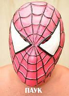 """Маска """"Паук""""- маска на праздник, маска на Хэллоуин!"""
