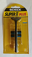 Бритвенный станок Shick Super 2 Plus