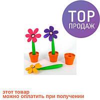 Ручка на подставке Цветок