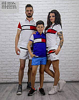 """Парная одежда Детская футболка """" tommy hilfiger """" 4037 НР"""