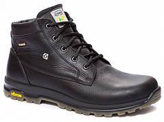 Чоловічі черевики зимові високі Grisport 12925 чорні