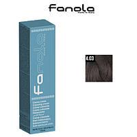 Крем-краска для волос 4.03 Fanola, 100ml