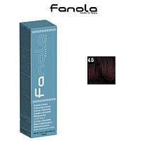 Крем-краска для волос 4.6 Fanola, 100ml