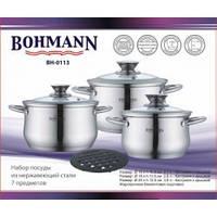 Набор посуды Bohmann BH-0113 (7 предметов)
