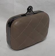 Вечерняя сумочка клатч на цепочке., фото 1