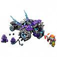 "Конструктор лего нексо Lepin 14028 Nexo Knight (аналог Lego 70350) ""Три брата"", 291 дет, фото 4"