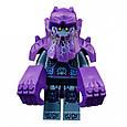 "Конструктор лего нексо Lepin 14028 Nexo Knight (аналог Lego 70350) ""Три брата"", 291 дет, фото 5"