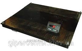 Весы платформенные Дозавтоматы ВЭСТ-3000А12Е до 3000 кг
