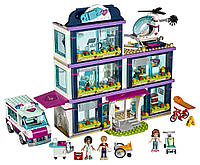 Конструктор LEGO Friends Клиника Хартлейк-Сити Heart lake Hospital Construction Toy 41318