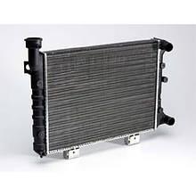 Радиатор охлаждения ВАЗ 2105,21073 Лузар инж.алюминиевый