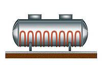 Нагревательный кабель 118м Hemstedt (Німеччина) для обогрева емкостей
