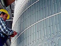 Нагрівальний кабель 278м Hemstedt (Німеччина) для обігріву резервуару