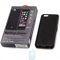 Чехол-аккумулятор X2 для iPhone 6 Black Skin