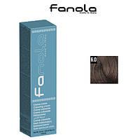 Крем-краска для волос 6.0 Fanola, 100ml