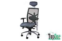 Кресло офисное Special4You EXACT SLATEGREY FABRIC, SLATEGREY MESH E0598