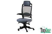 Кресло офисное Special4You FULKRUM SLATEGREY FABRIC, SLATEGREY MESH E0628