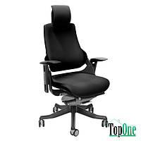 Кресло офисное Special4You WAU BLACK FABRIC E0772