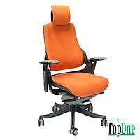 Кресло офисное Special4You WAU MANDARIN FABRIC E0741