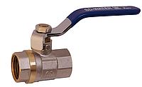 Кран шаровой SD Sandi Plus ручка стальной рычаг РГГ для воды