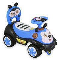 Машинка-каталка Alexis-Babymix 7625 blue