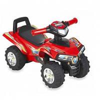 Машинка-каталка Alexis-Babymix HZ-551 red