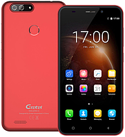 "Gretel S55 red 1/16 Gb, 5.5"", MT6580A, 3G"