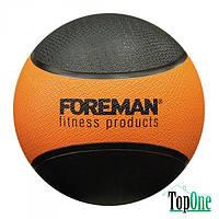 М'яч набивний FOREMAN Medicine Ball, 3 кг
